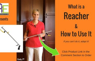 How to Use a Reacher