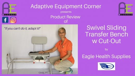 Swivel Sliding Transfer Bench: Product Review