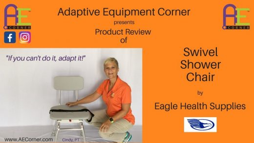 Swivel Shower Chair: Product Review