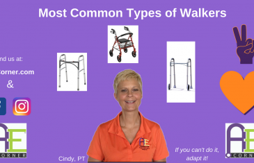 Most Common Types of Walkers