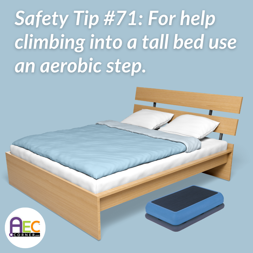 Bed Too Tall