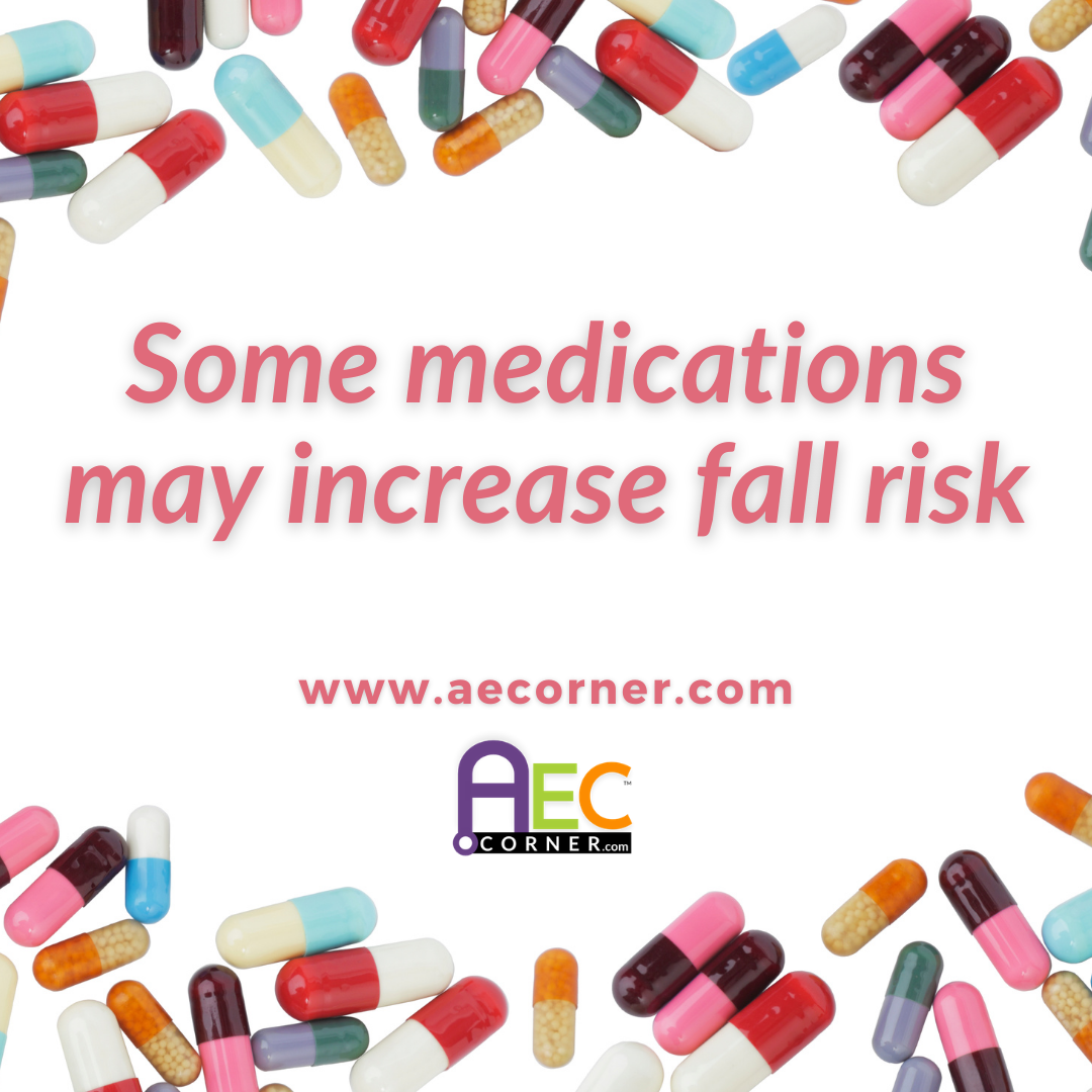 Fall Risk and Medication