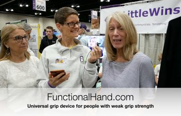 functional hand interview