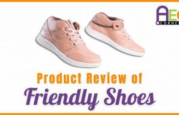 friendly shoes logo